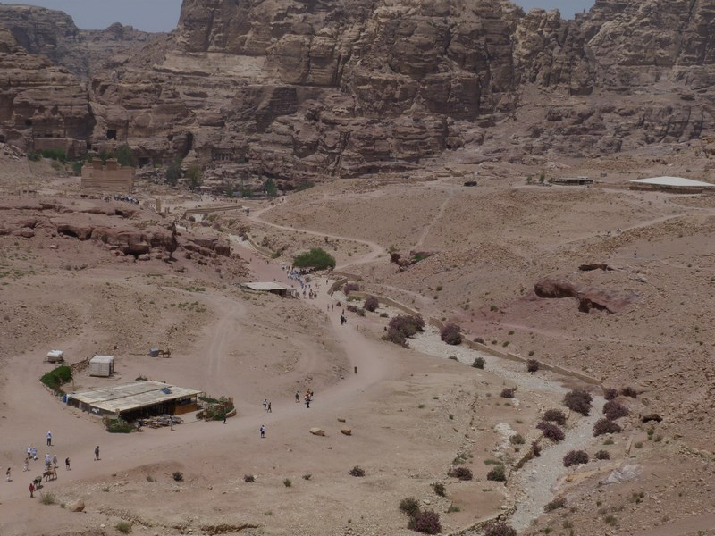 12. Petra - vedere panoramica