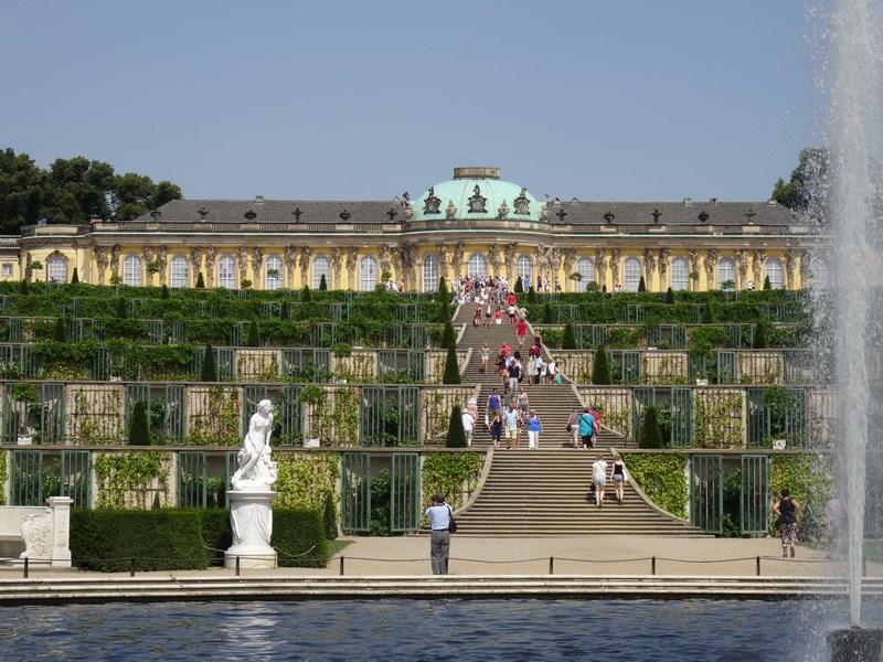 13. Palatul Sans souci - Potsdam