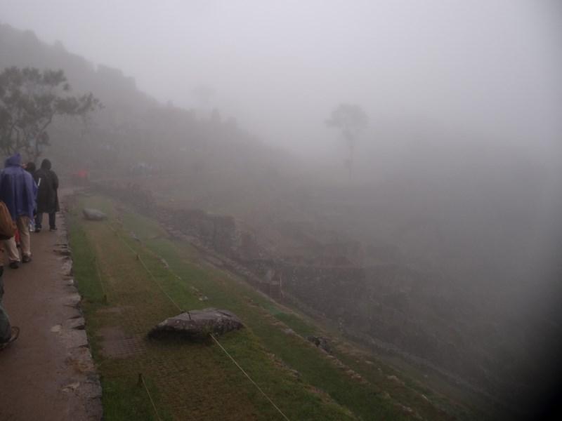 14. Machu Picchu in ceata