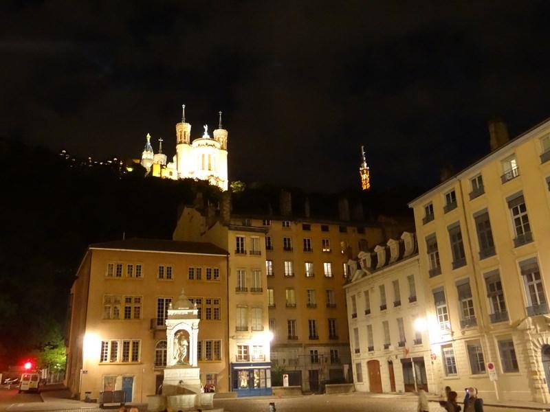 15. Lyon noaptea