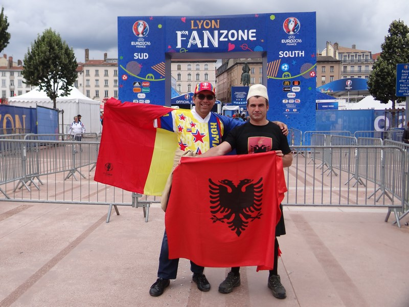 23. Romania - Albania