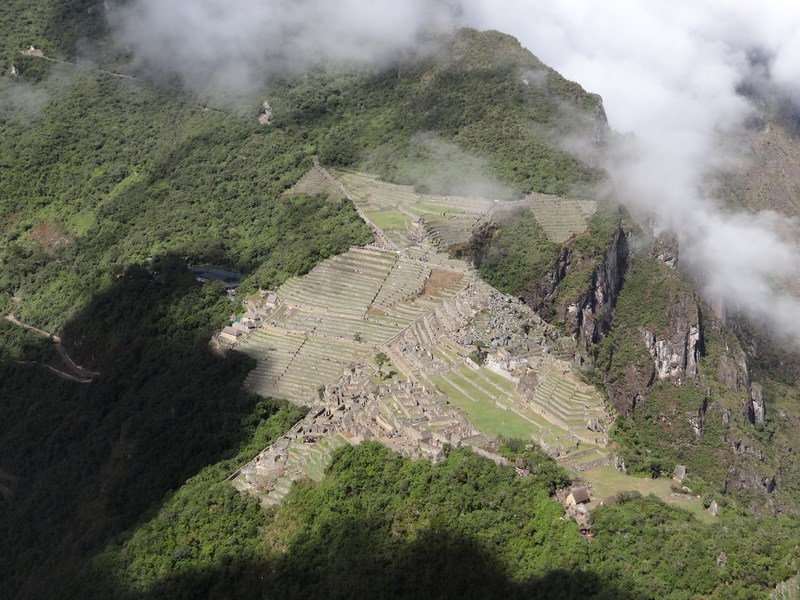 26. Panorama Machu Picchu