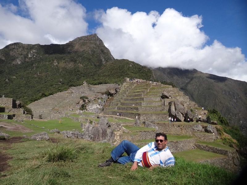 28. Relax Machu Picchu