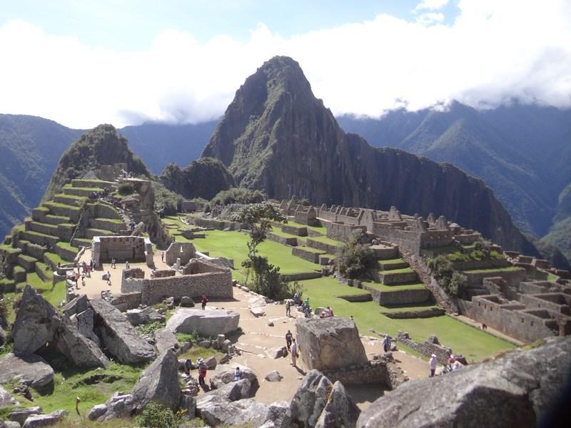 32. Machu Picchu