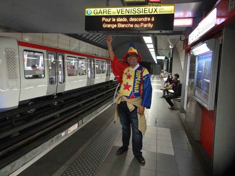 34. Metro Lyon