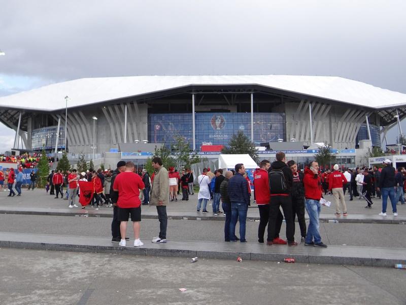40. Parc Olympique Lyonnais