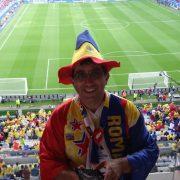 45. Meci Romania Albania La Lyon
