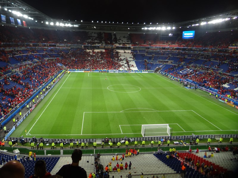 56. Stadion Lyon
