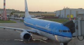 01. KLM Bucuresti Amsterdam