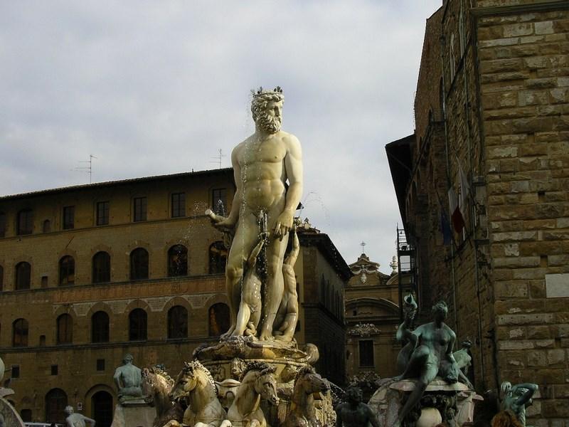 02. Piazza dela Signoria Firenze
