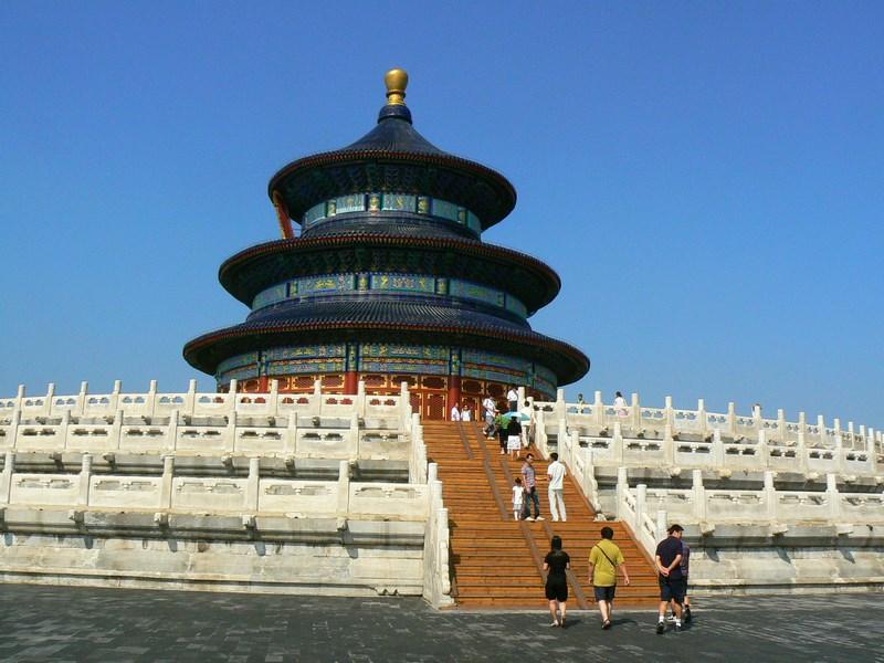 02. Templul Cerului - Beijing