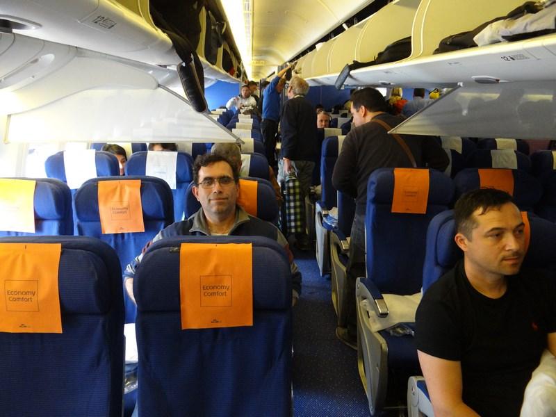 07. Economy comfort KLM