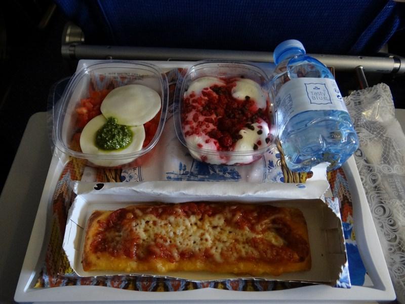 09. KLM food