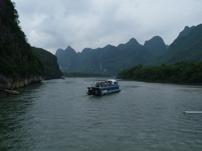 14. Guilin river