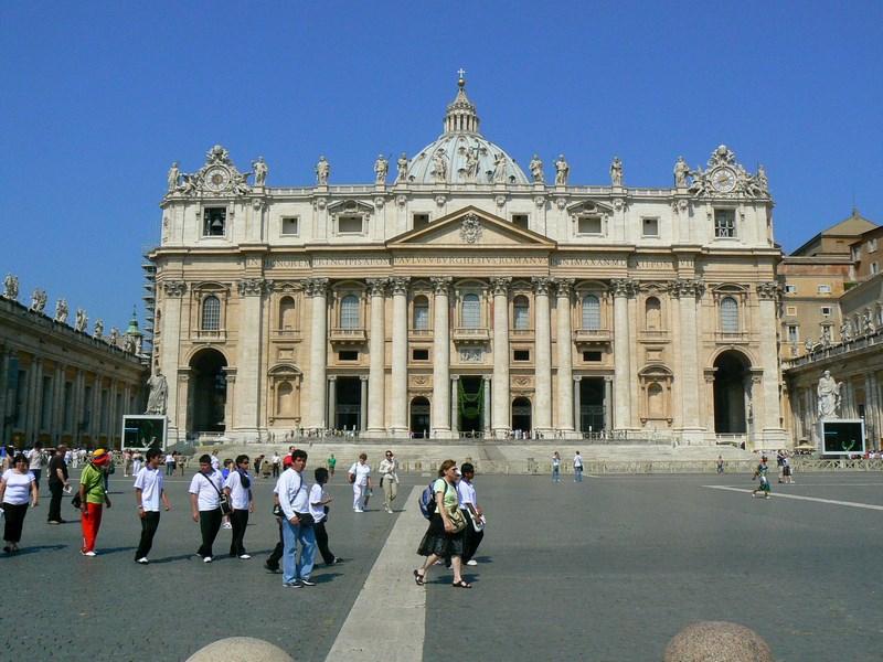 5. Vatican
