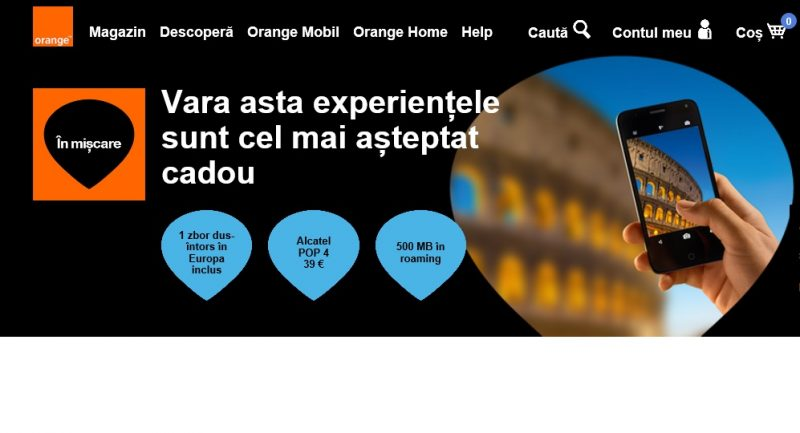 Alcatel Orange