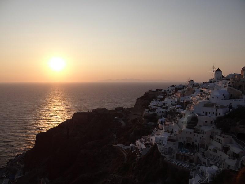 01. Apus de soare Santorini