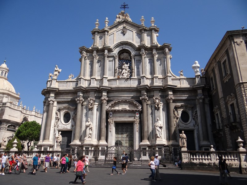 01. Catedrala Sf. Agata Catania