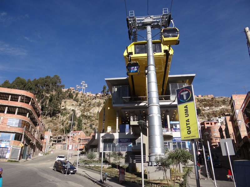 01. Teleferic La Paz