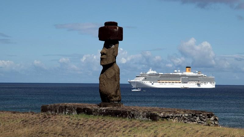 02. Statuie - Insula Pastelui