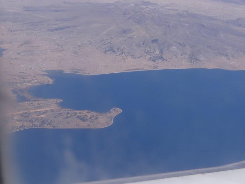 02. Titicaca din avion