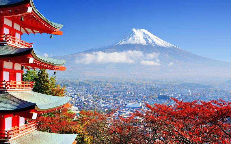 03. Muntele Fuji