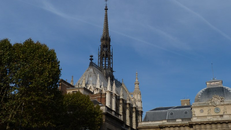 03. St. Chapelle Paris
