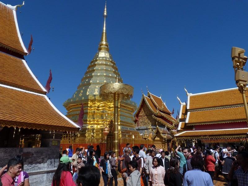 03. Wat Phra That Doi Suthep Chiang Mai