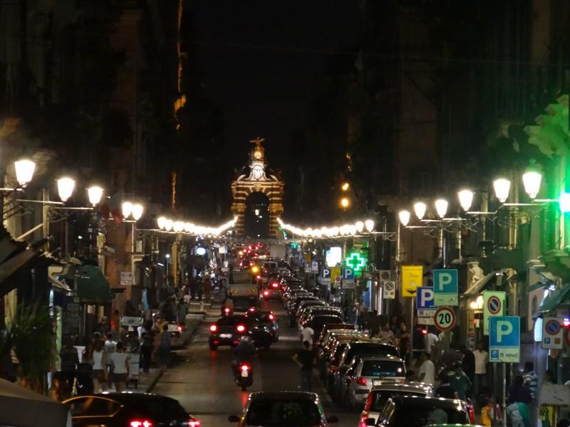 06. Catania by night
