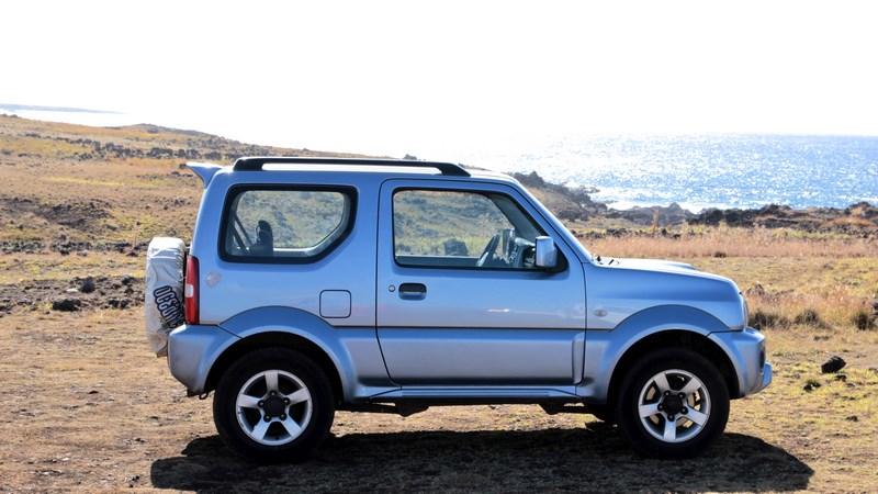 06. Rent a car - Insula Pastelui