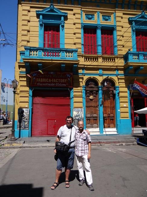 07. Cu Esteban la Buenos Aires