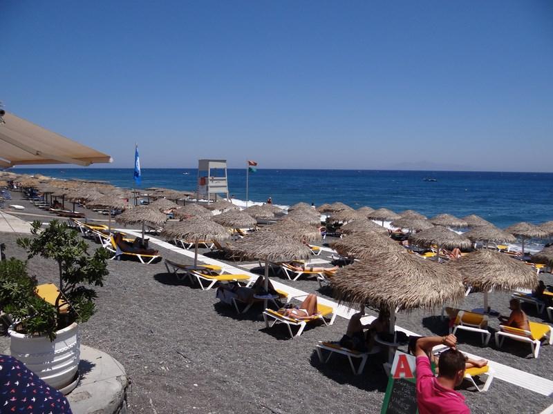 08. Kamari, Santorini
