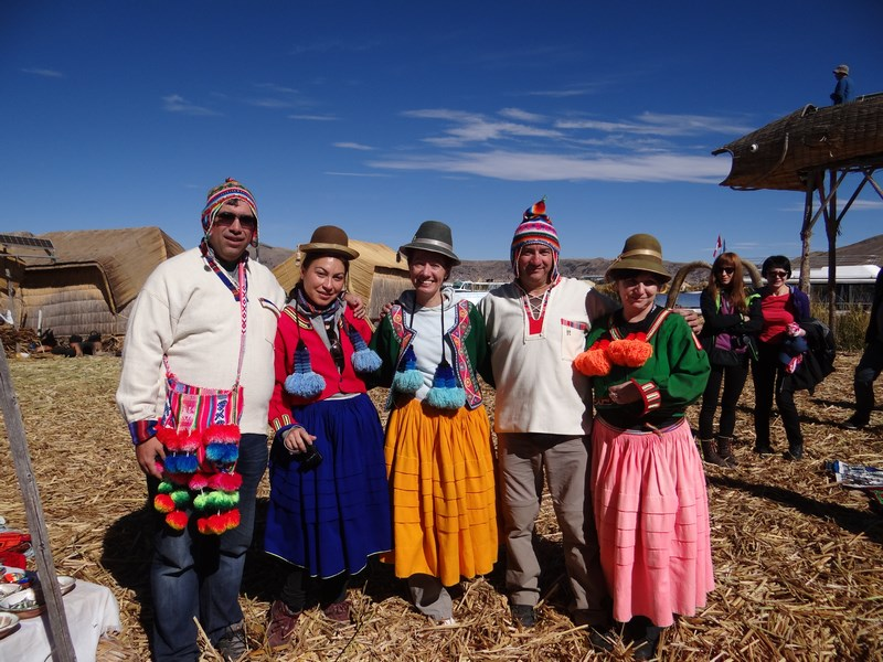 10. Romani pe Titicaca