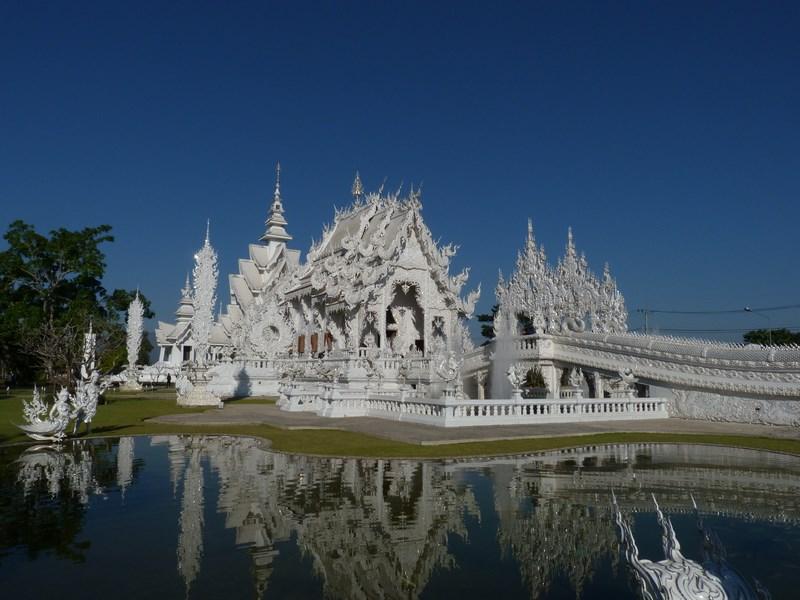 10. White Temple