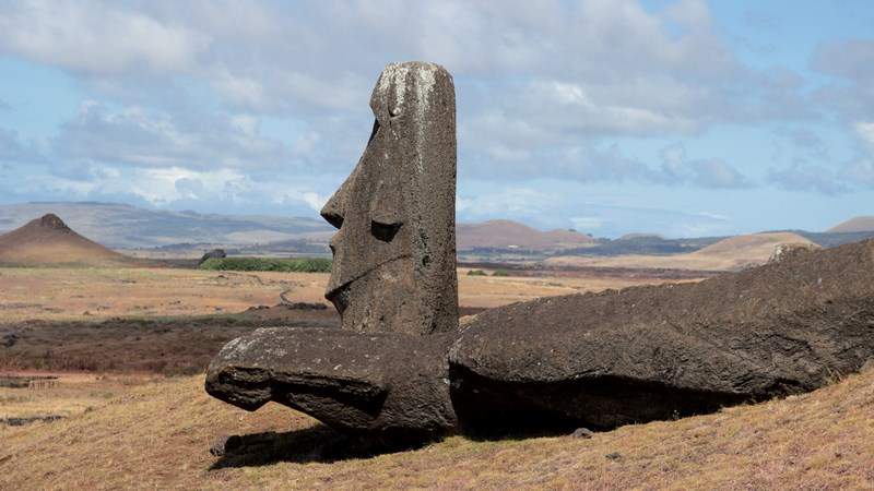 11. Easter Island