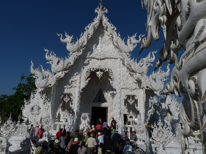 11. White Temple - Thailand