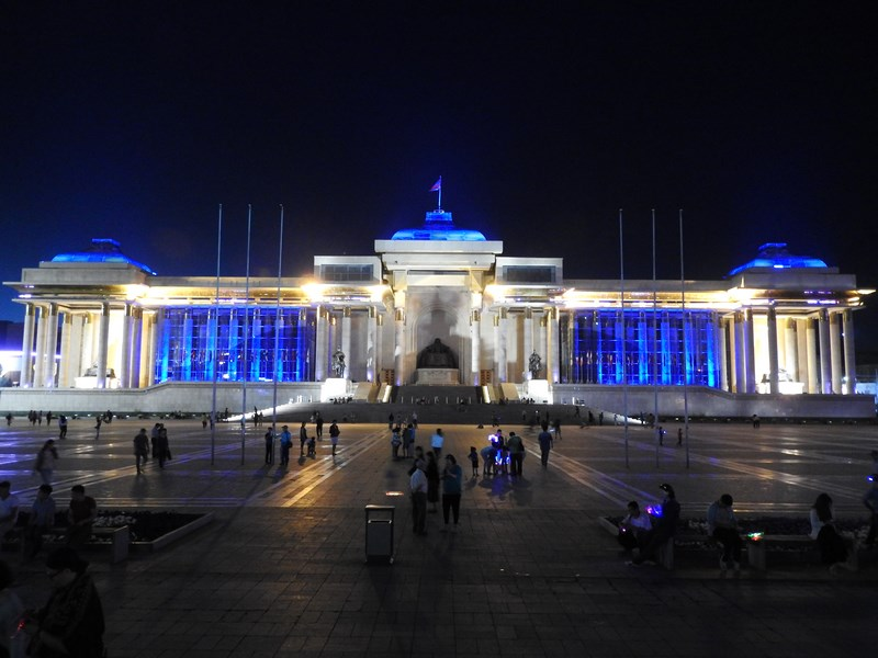12., Poza de noapte Nikon Coolpix P900