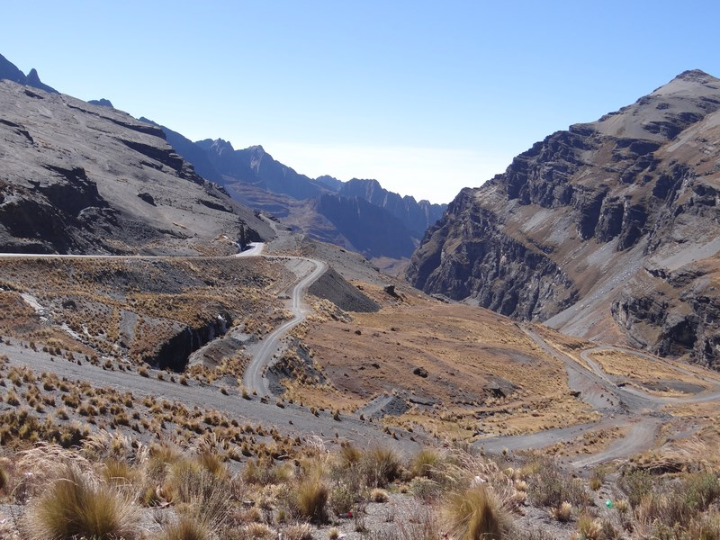 12. Yungas Road