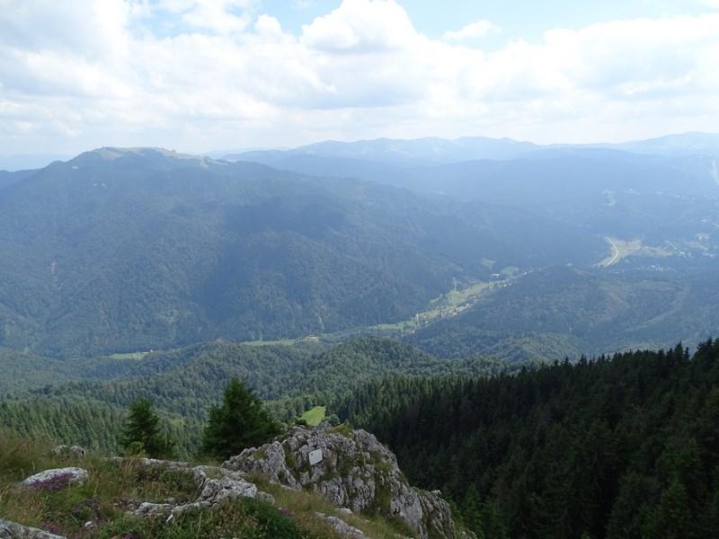 14. Panorama Valea Prahovei