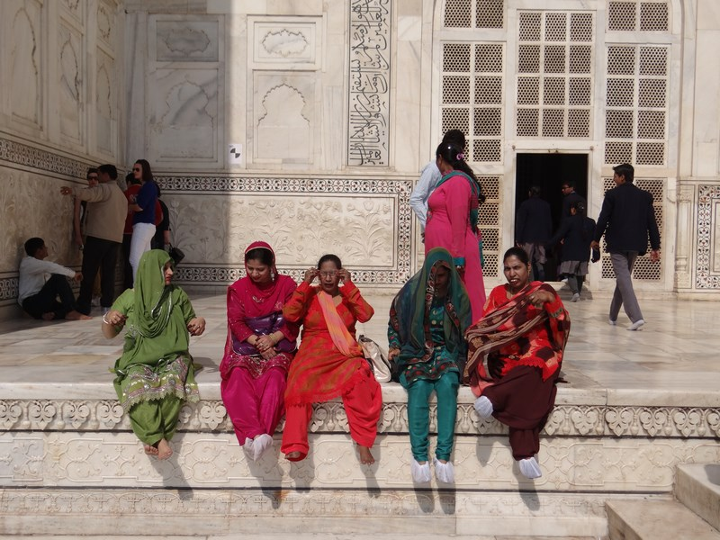 14. Turiste indiene