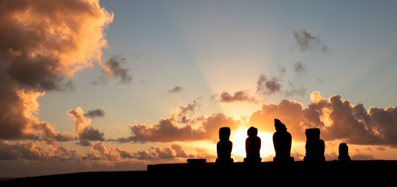 15. Ahu Tahai - Insula Pastelui