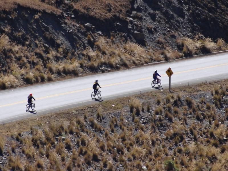 15. Biciclisti