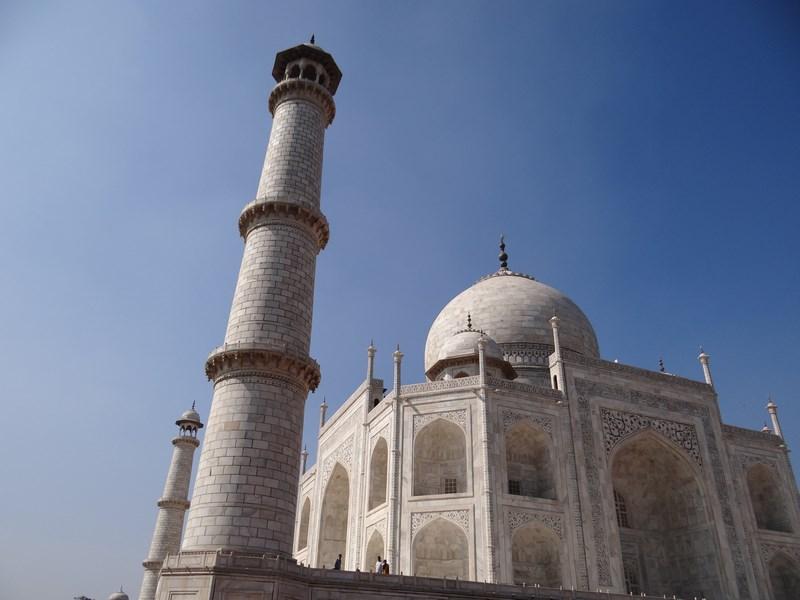 16. Ciao, Taj Mahal