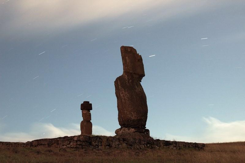 16. Statui - Rapa Nui