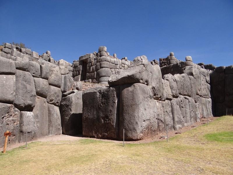 17. Sacsayhuaman Cuzco