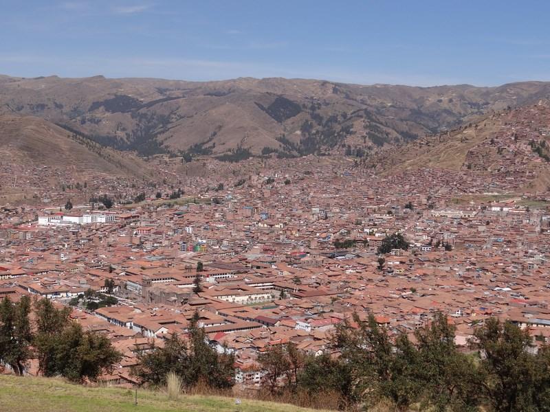 18. Panorama Cuzco