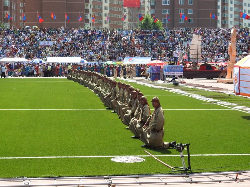 18. Soldati mongoli