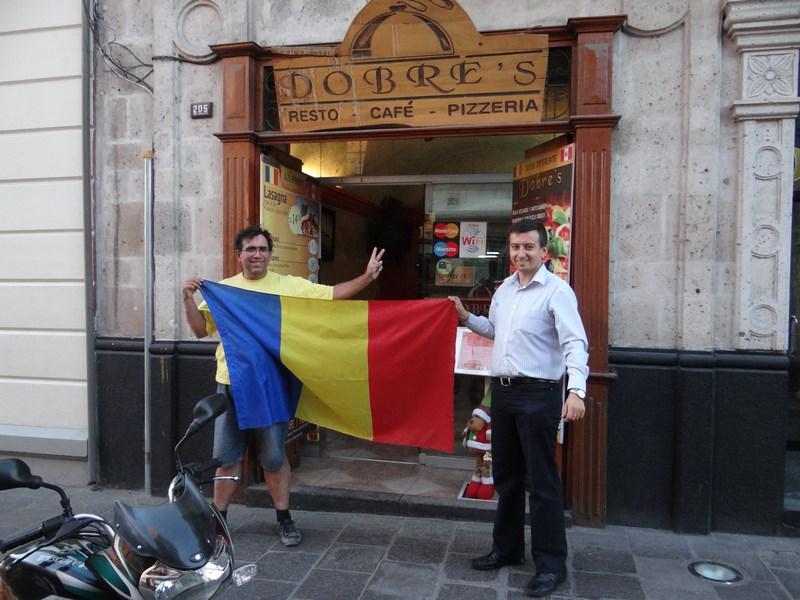 19. Restaurant romanesc in Peru