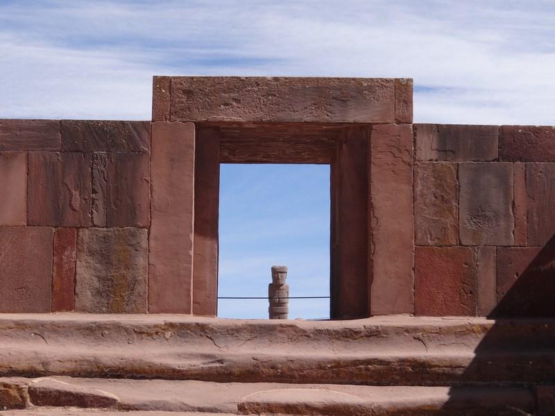 19. Tiwanaco, Bolivia