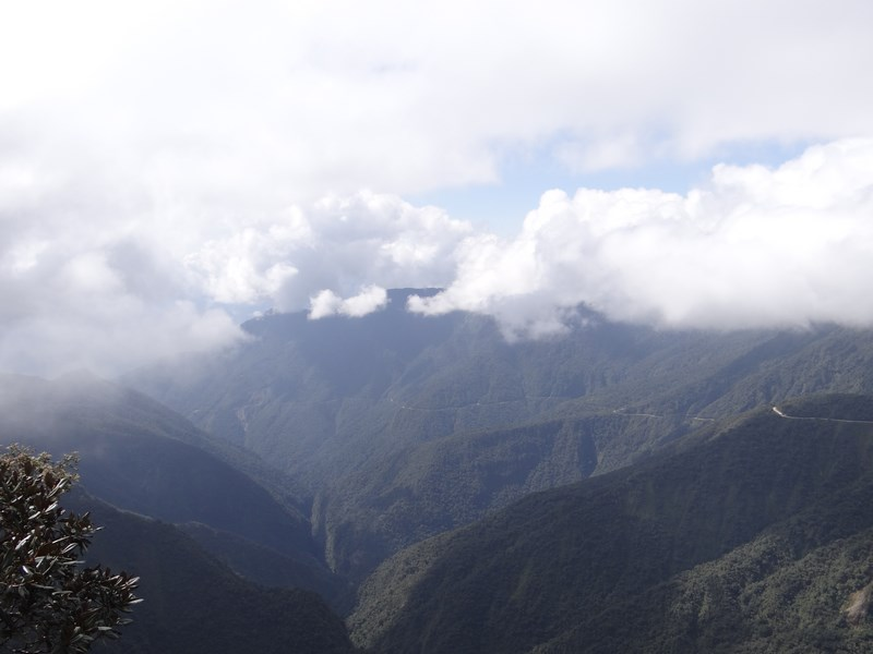 23. Drumul Mortii Bolivia